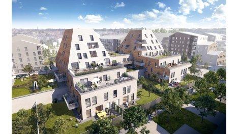 Appartement neuf L'Etoffe à Villeneuve-d'Ascq