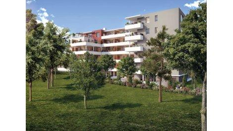 Appartement neuf Eden Parc à Marseille 10ème