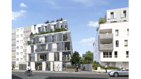 Appartement neuf 24, rue du Fief éco-habitat à Boulogne-Billancourt