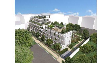 logement neuf à Boulogne-Billancourt