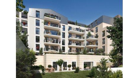 Appartement neuf Carré Haussmann éco-habitat à La Garenne Colombes