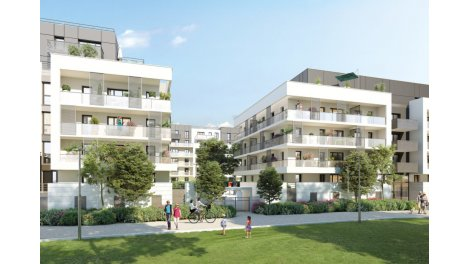 immobilier basse consommation à Bussy-Saint-Georges