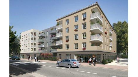 Appartement neuf 165, Avenue Jean Jaurès à Décines-Charpieu
