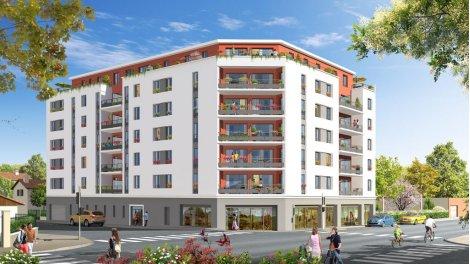 Appartement neuf Villa Calade éco-habitat à Villefranche-sur-Saône