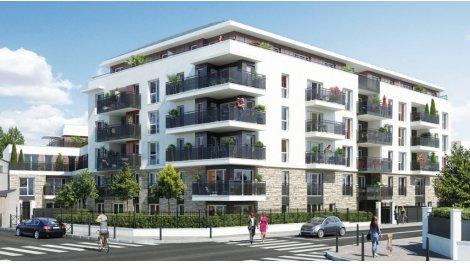 Appartement neuf Le Clos Gabriel éco-habitat à Colombes