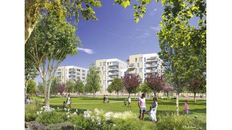Appartement neuf Grand Parc éco-habitat à Mantes-la-Ville