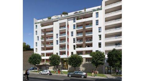 Appartement neuf 62 Timone à Marseille 10ème