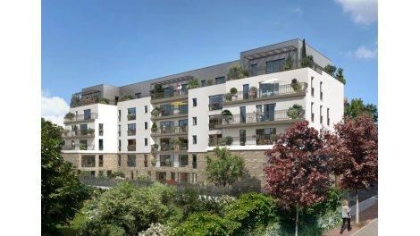 Appartement neuf Signature investissement loi Pinel à Sceaux
