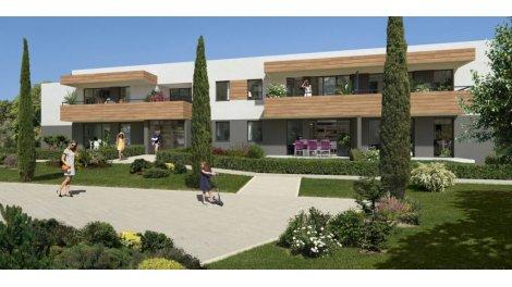 Appartement neuf Résidence les Cyprès éco-habitat à Montpellier