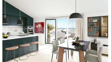 Appartement neuf Grand Large à Martigues