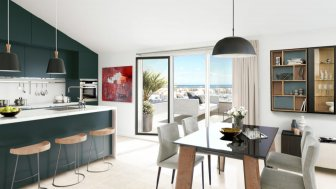 "Programme immobilier du mois ""Grand Large"" - Martigues"