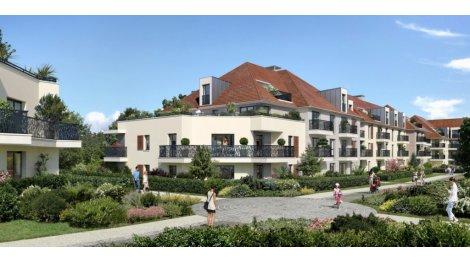 Appartement neuf Domaine Villa Verde éco-habitat à Plaisir