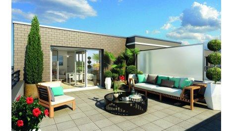 Appartement neuf Carré Delaune éco-habitat à Athis-Mons
