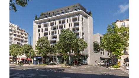 Appartement neuf 205 Prado investissement loi Pinel à Marseille 8ème