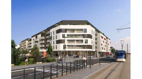 Appartement neuf Les Balcons d'Opaline investissement loi Pinel à Pierrefitte-sur-Seine