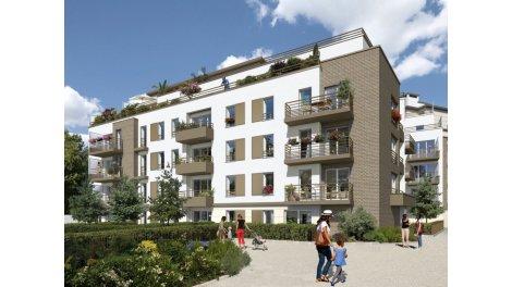 Appartement neuf Le Clos Acajou investissement loi Pinel à Rosny-sous-Bois