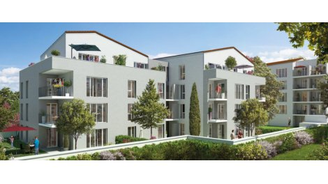 Appartement neuf 36, rue Chirat éco-habitat à Villeurbanne