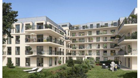 Appartement neuf Les Terrasses du Parc éco-habitat à Châtenay-Malabry