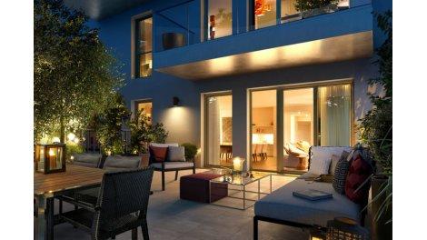 Appartement neuf Le Saint-Exupéry investissement loi Pinel à Issy-les-Moulineaux