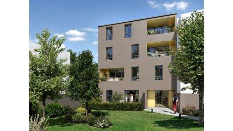 Appartement neuf Square et Jardin investissement loi Pinel à Aubervilliers
