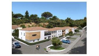 Appartements neufs Le Clos des Oliviers éco-habitat à Castelnau-le-Lez
