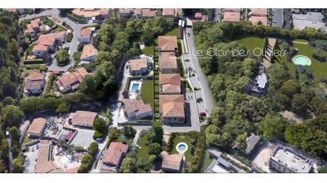 Appartement neuf Le Clos des Oliviers à Castelnau-le-Lez