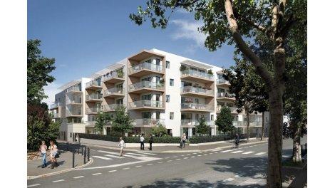 Appartement neuf Le Jardin des Beaux Arts éco-habitat à Montpellier