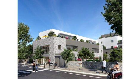 Appartement neuf Le Comptoir des Arts éco-habitat à Montpellier