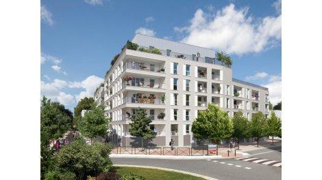Appartement neuf Le Jardin de Beauvoir à Noisiel
