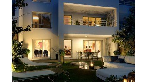 logement neuf à Sanary-sur-Mer