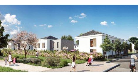 Appartements et maisons neuves Les Allées de Beauvoir investissement loi Pinel à Cormeilles-en-Parisis