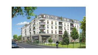 Appartements neufs 46, République éco-habitat à Villejuif