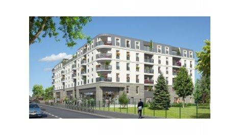 Appartement neuf 46, République investissement loi Pinel à Villejuif