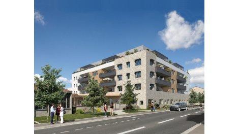 Appartement neuf Esprit Lez investissement loi Pinel à Montpellier