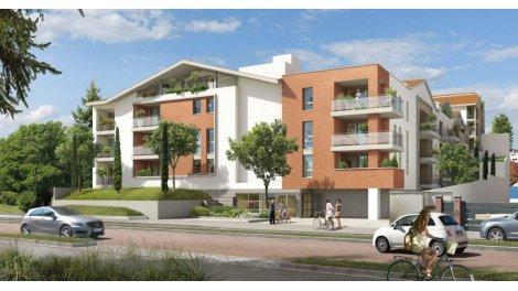 Appartement neuf 54, Avenue de Toulouse éco-habitat à Castanet-Tolosan