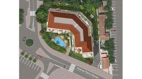 appartement neuf à Cavalaire-sur-Mer