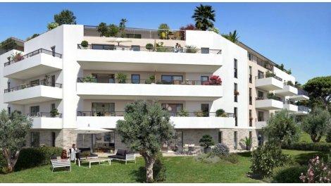 logement neuf à Cavalaire-sur-Mer
