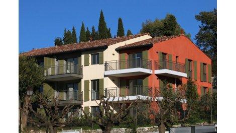 Appartement neuf Esprit Village à Valbonne