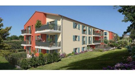Appartement neuf Esprit Village investissement loi Pinel à Valbonne
