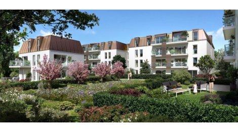 Appartement neuf Les Jardins du Petit Port investissement loi Pinel à Aix-les-Bains