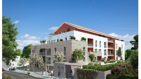 Appartements et maisons neuves L'Orée du Parc investissement loi Pinel à Feyzin
