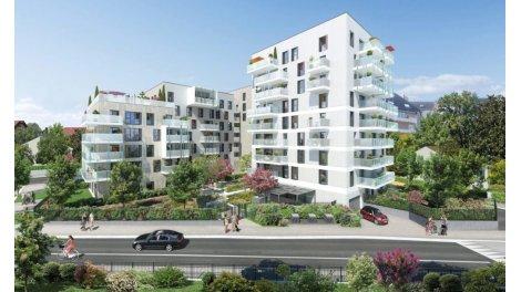 Appartement neuf Les Terrasses de l'Helvétie à Ambilly