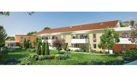 Appartement neuf Jardins Castel à Castelginest