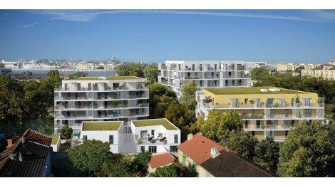 Appartement neuf Le Quatuor à Marseille 10ème