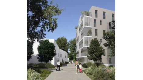logement neuf à Marseille 10ème