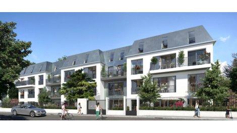 Appartement neuf Clos Mansart investissement loi Pinel à Bourg-la-Reine