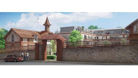 Appartement neuf Le Domaine de la Florida éco-habitat à Brunoy