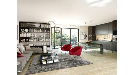 Appartement neuf Place et Jardin à Jouy-le-Moutier