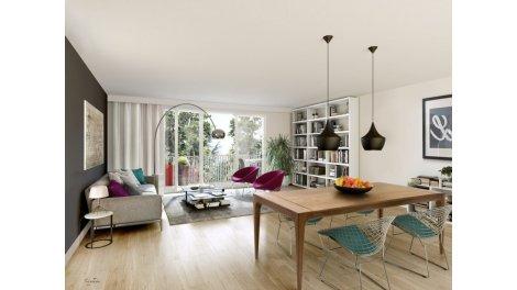 Appartement neuf Les Terrasses du Parc à Vitrolles
