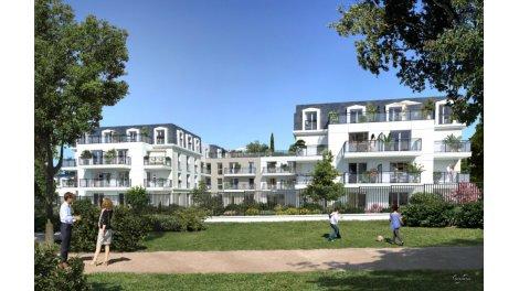 Appartement neuf Résidence du Parc des Cèdres éco-habitat à Vernouillet